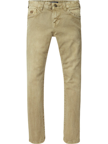 Scotch Shrunk - Strummer Garment Dye Jean  138240