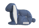 ALIMROSE | Toby Bunny Comfort Toy Chambray (3873174519868)