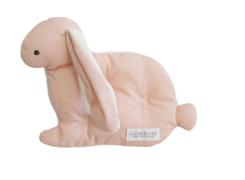 ALIMROSE | Toby Bunny Comfort Toy Pink