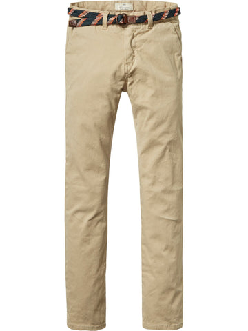 Scotch Shrunk - Slim Fit Chino 135836