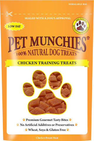 Pet Munchies Chicken Training Treats (50g)