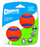 Chuckit Ultra Ball - Small (Retail 2-Pack)