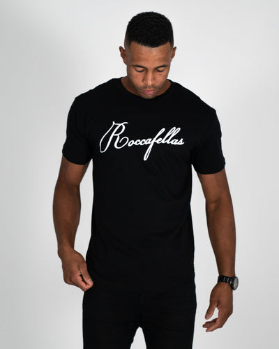 Black Roccafellas Tee
