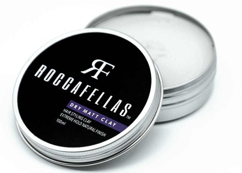 Roccafellas Dry Matt Clay