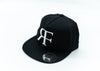 Black Roccafellas Snap Back