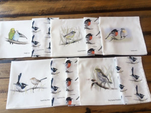 Dining Napkins by Spotted Robin