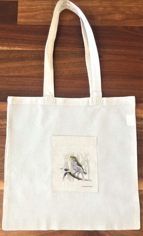 Tote Bag - Forty Spotted Pardalote