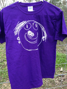 Quirky Kids T-shirts - Wilma