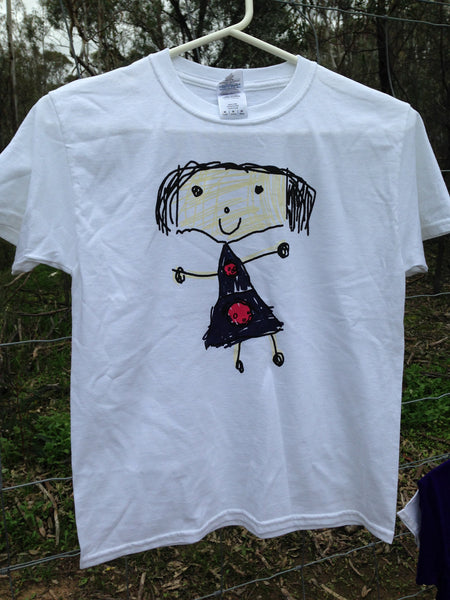 Quirky Kids T-shirts - Henny