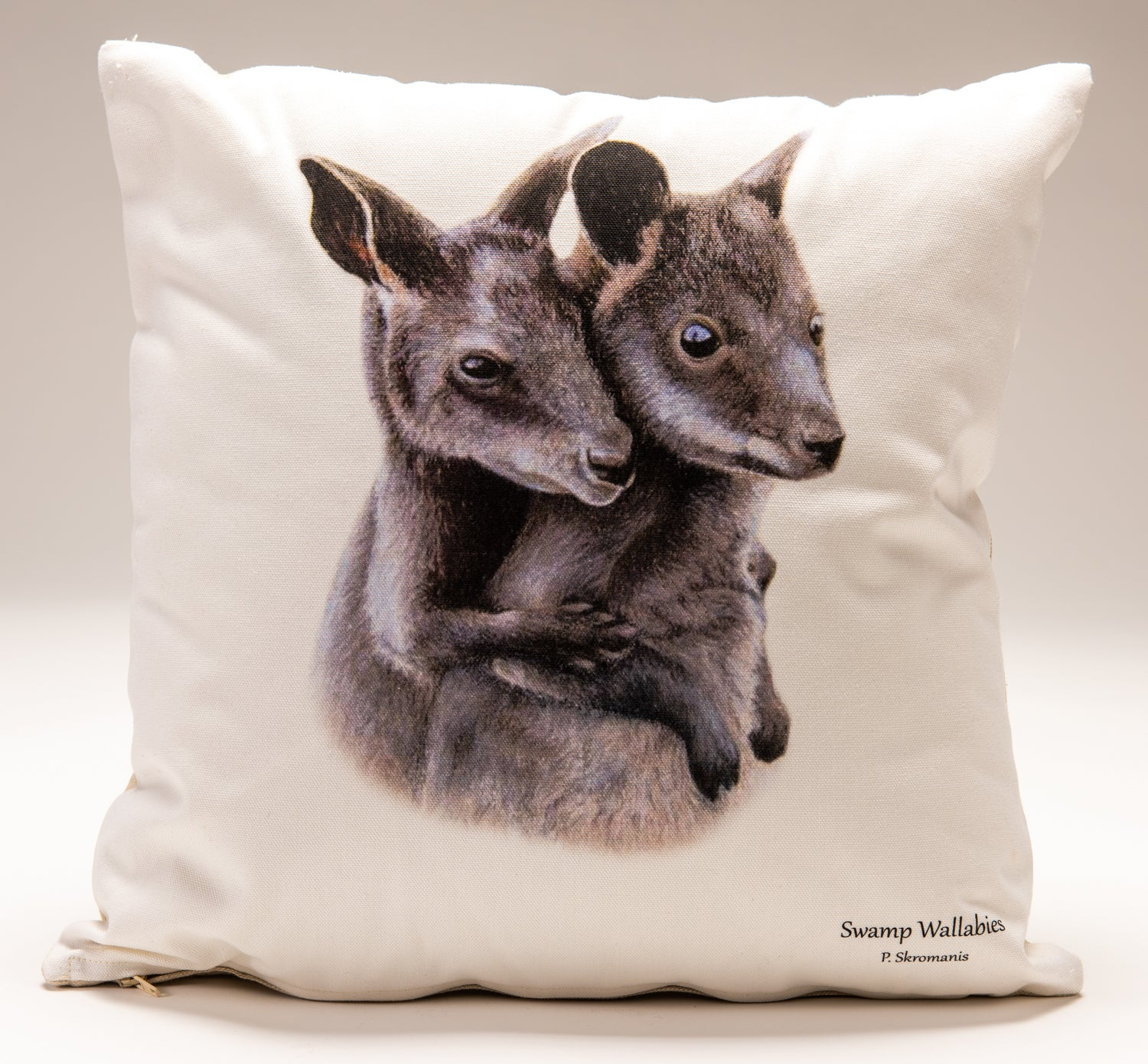 Cushion Covers - Swamp Wallabies