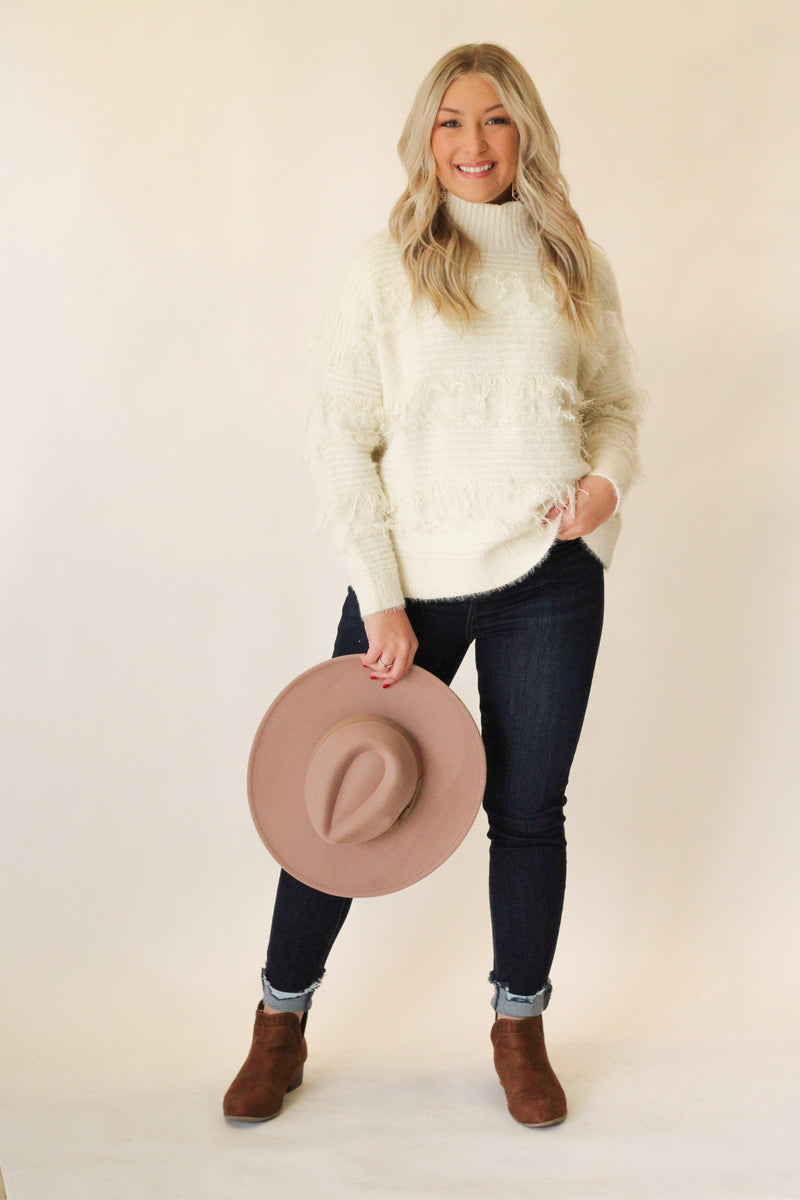 Our Love Sweater : Cream
