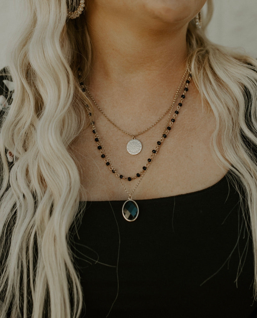 My Summer Necklace : Black