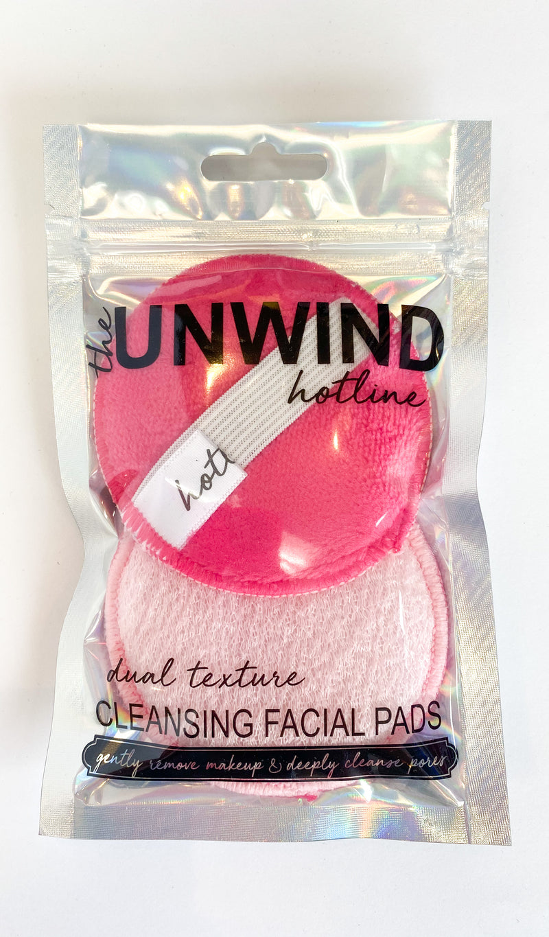 Cleansing Facial Pads