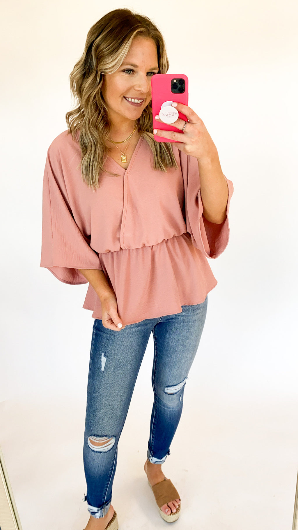 Save It Top : Mauve