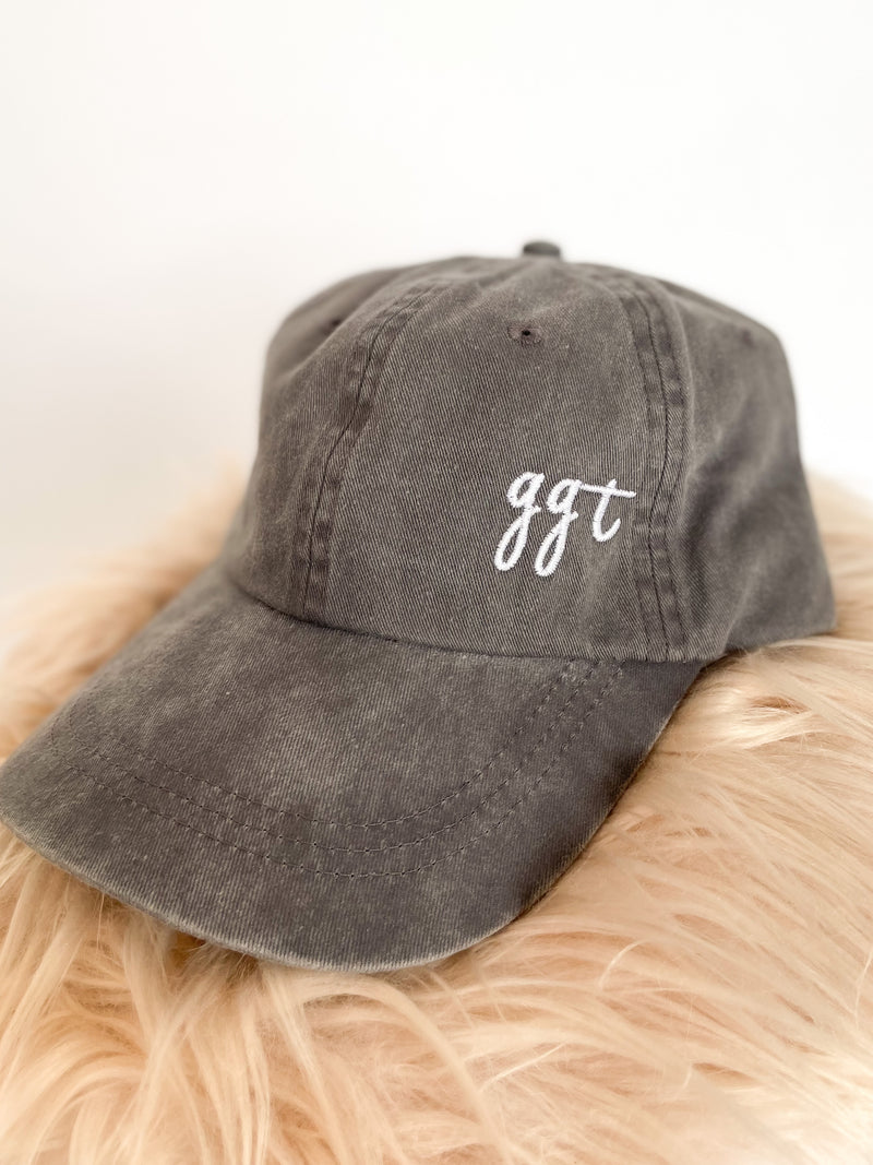 GGT Hat : Gray