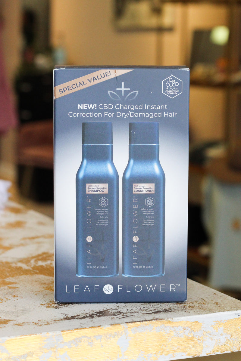 Leaf & Flower Instant Correction Set