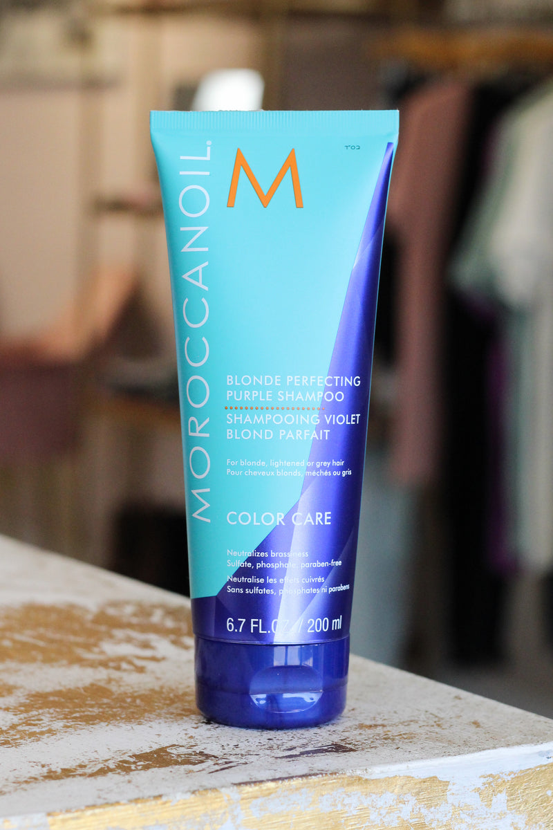 Moroccan Oil Purple Shampoo