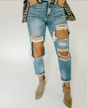 Want To Boyfriend Jeans