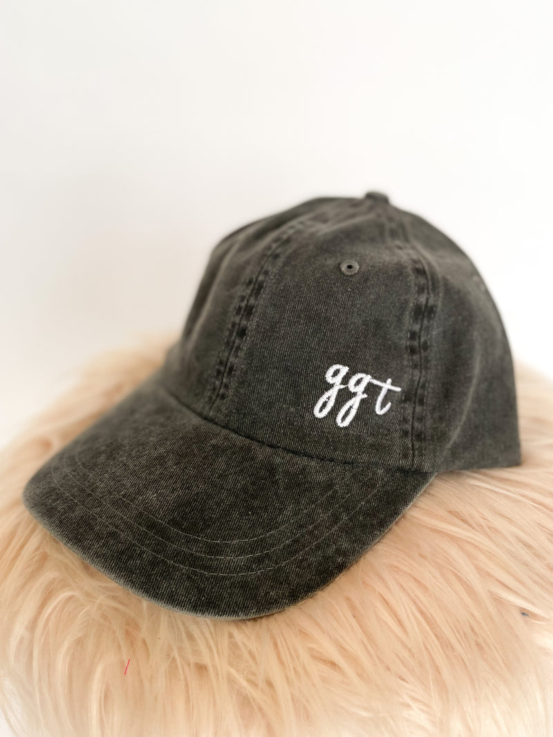 GGT Hat : Charcoal