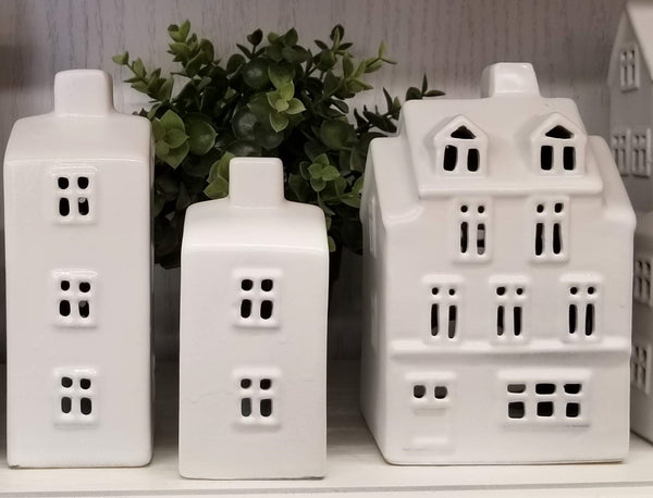 Townsend Ceramic Houses