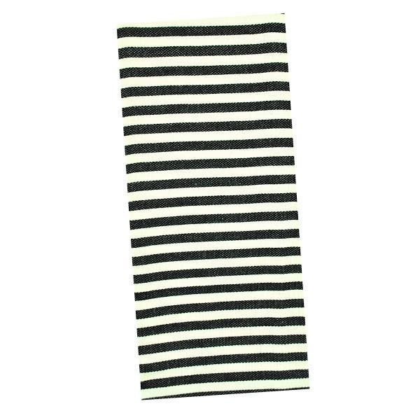 Black & White Petite Stripe Dish Towel