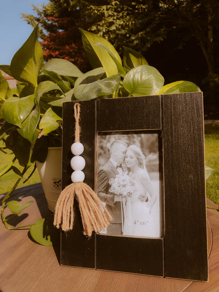 Precious Wood Photo Frame