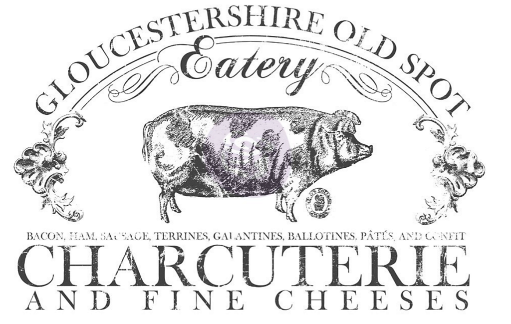 Glouchestershire Pub - IOD Decor Transfer