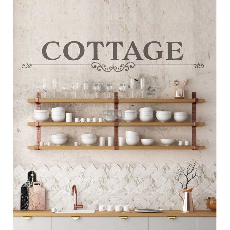 Cottage - Redesign By Prima Transfers