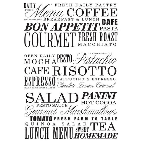 Delicious Menu - Redesign By Prima Transfers