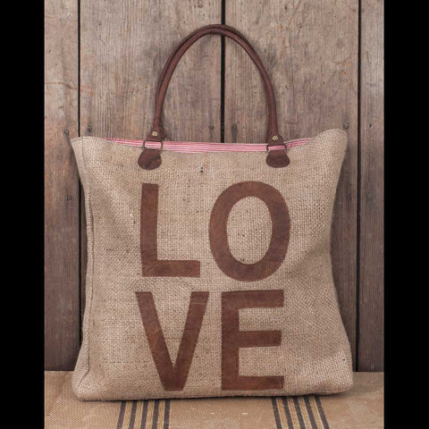 Love Weekender Carry-All Tote