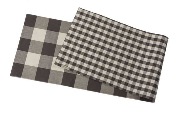 Buffalo Check Table Runners