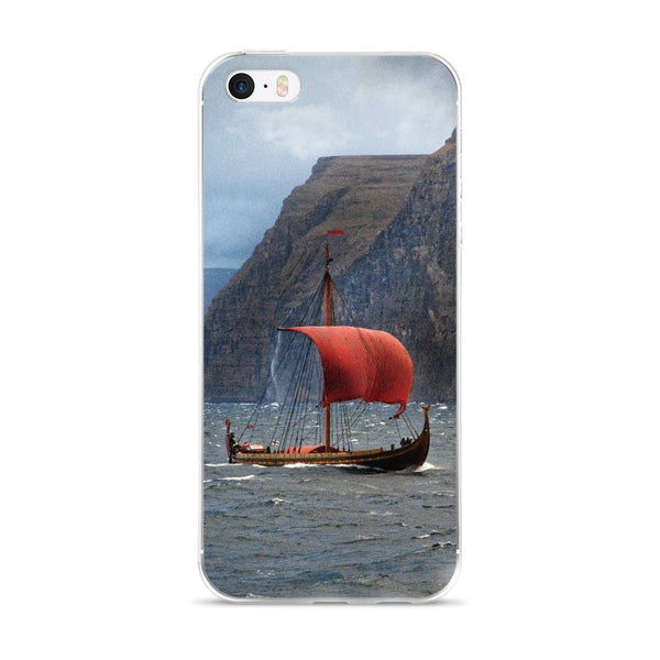 Draken iPhone Case Ship