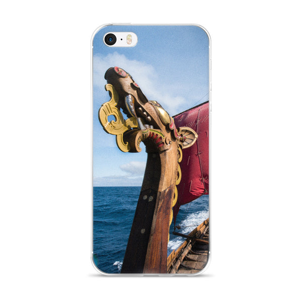 Draken iPhone Case Dragonhead