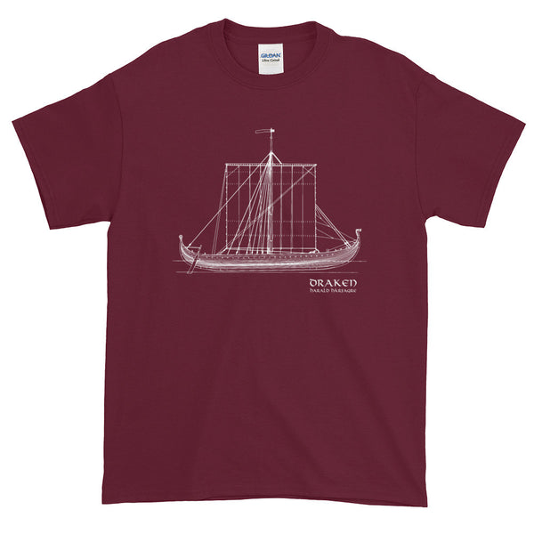 Draken ship T-shirt (Men)