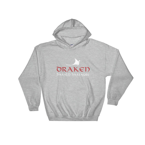 Draken Hooded Sweatshirt nr.3 (Unisex)
