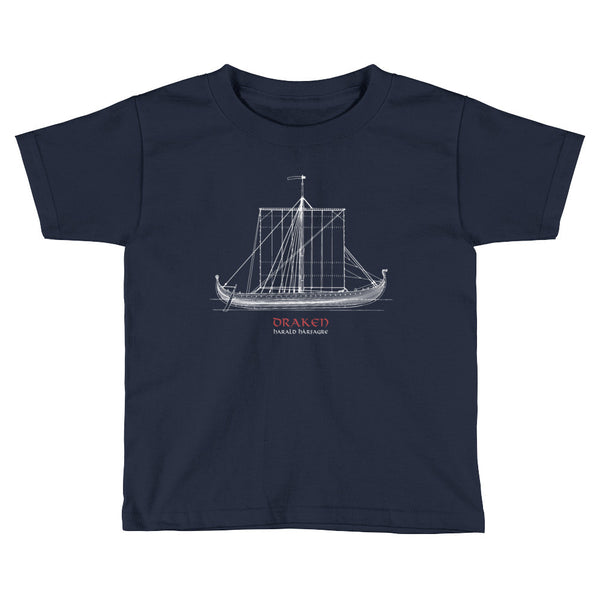 Draken ship T-shirt (Kids)