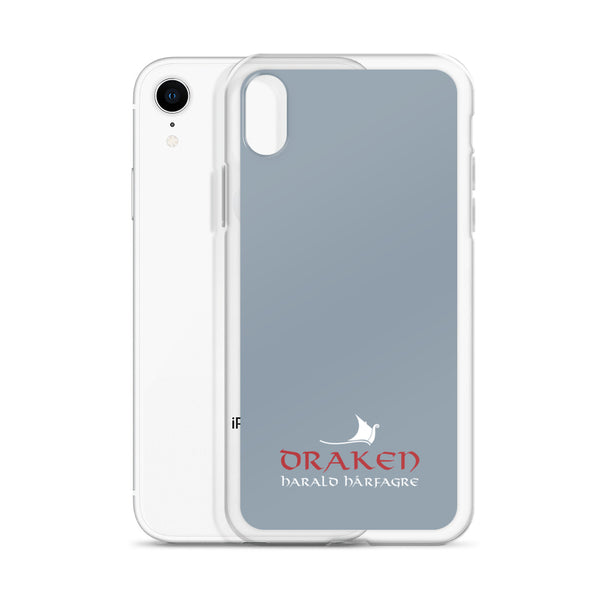 Draken iPhone Case Gray (Flex)