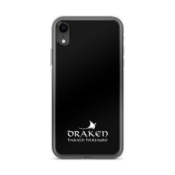 Draken iPhone Case Black (Flex)