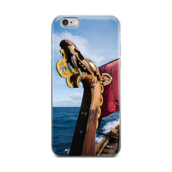 Draken iPhone Case - 5/5s/Se, 6/6s, 6/6s Plus