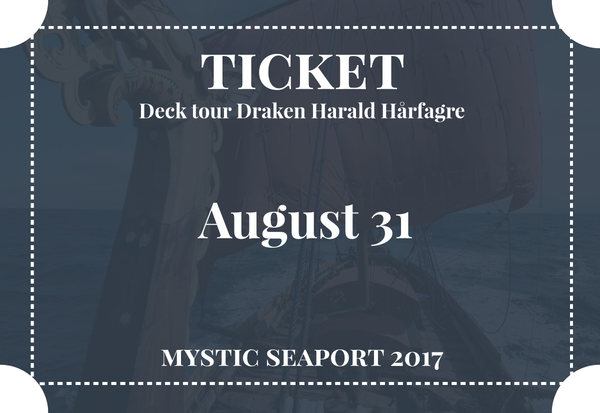Deck Tours in August