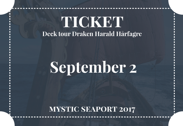 Deck Tour September 2, 2017