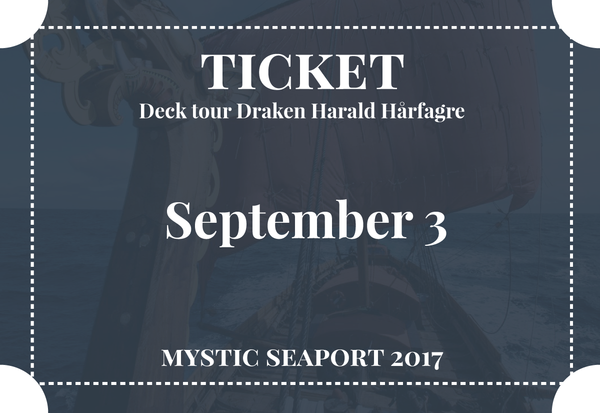 Deck Tour September 3, 2017