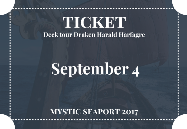 Deck Tour September 4, 2017