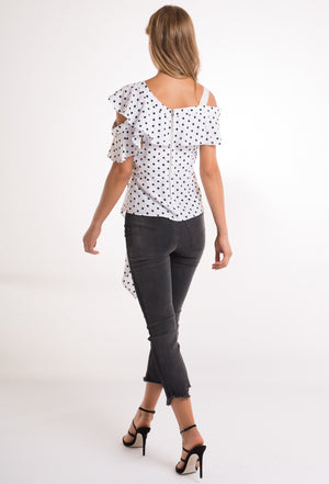 Olivia Asymmetric Top