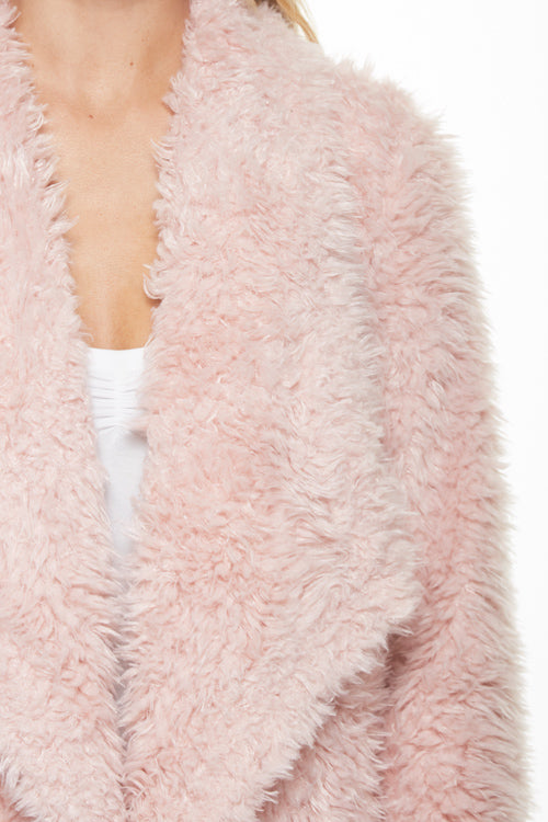 Noel Faux Fur Jacket