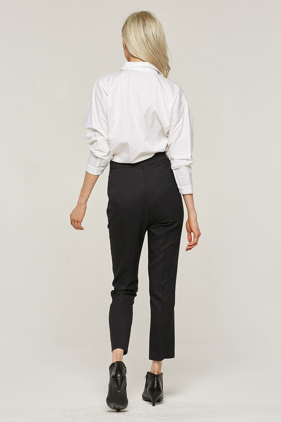 Bottoms - Cropped Trousers