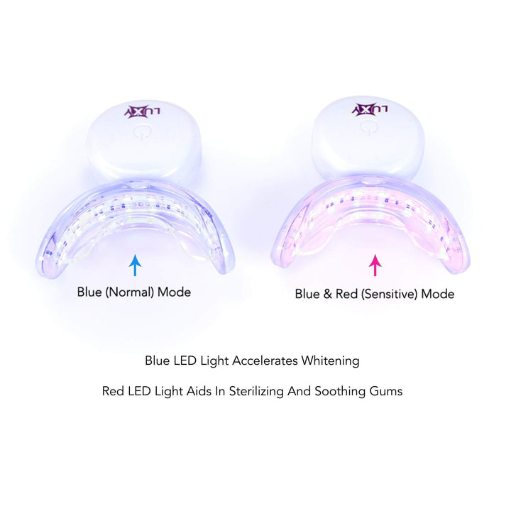 luxy wireless teeth whitening kit