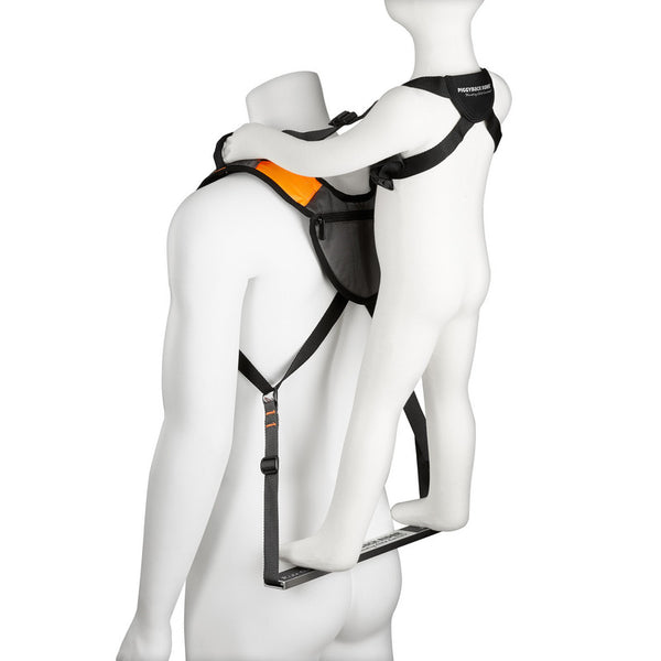 SCOUT Toddler Carrier with Safety Harness