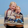 CUSTOMIZED BEACH TOWELS WITH YOUR FAVORITE PHOTOS & MONOGRAMS