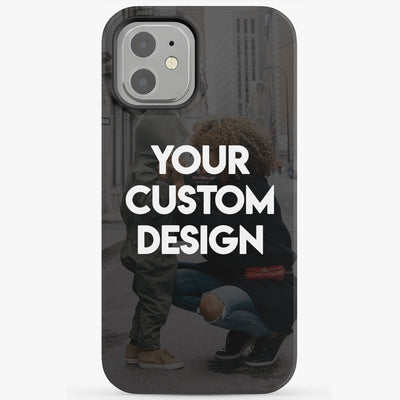 Custom iPhone 12 Extra Protective Bumper Case